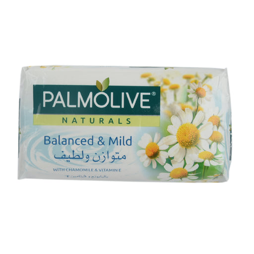 Plmolive Soap Bar Chamomile&Vit.E 170Gm