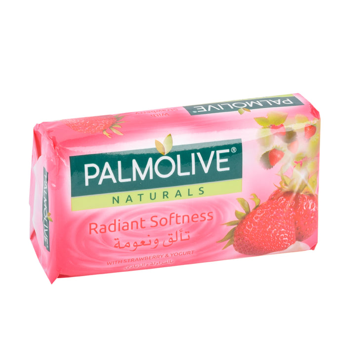 Plmolive Soap Bar Natl Yoghurt&Fruits 170Gm