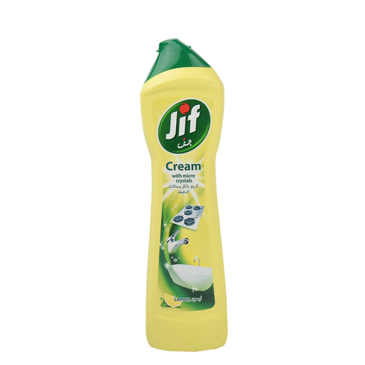 Jif Cream Lemon With Microparticles 500Ml