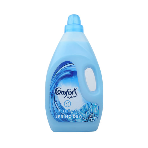 Comfort Fabric Softner  Spring Dew Blue 3Ltr