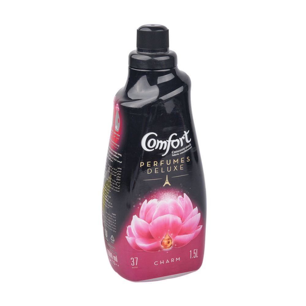 Comfort Concentrated.Fabric  Conditioner Charms Aroma 1.5L