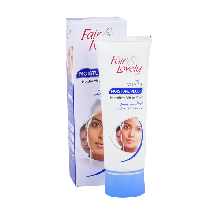 Fair&Lovely  Cream Multi Vitamin Moisture Plus 100 Gm
