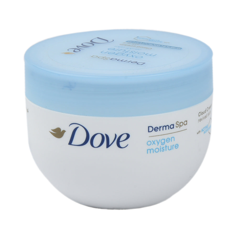 Dove Body Cream Derma Spa Oxygen Moist.150 G