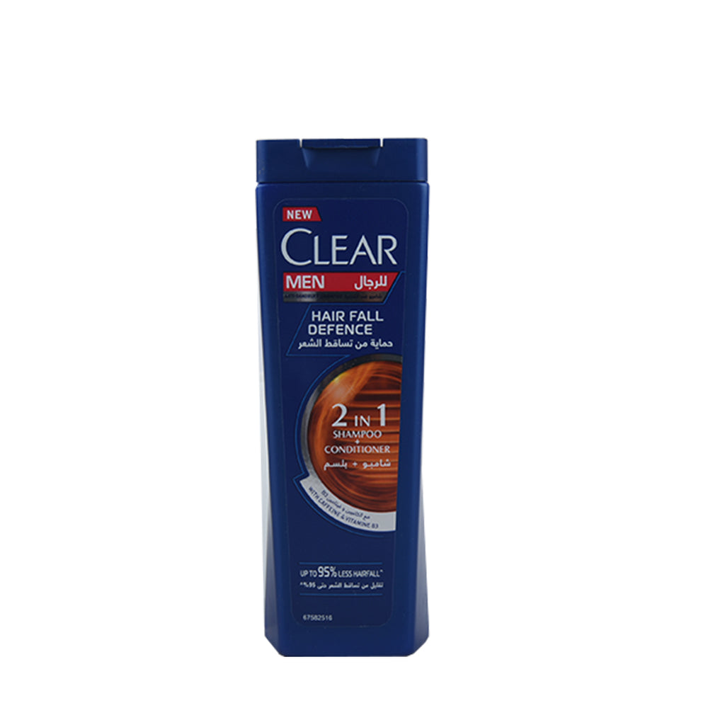 Clear Shampoo Men Anti Dandruff  Hfall Defense 200Ml