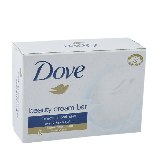 Dove Soap Beauty Cream White 135Gm