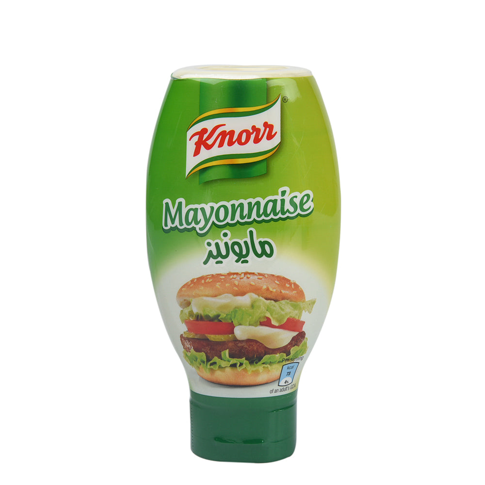 Knorr Mayonnaise Squeezy 532ml