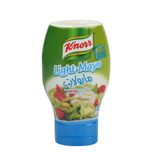 Knorr Mayonnaise Light 295ml