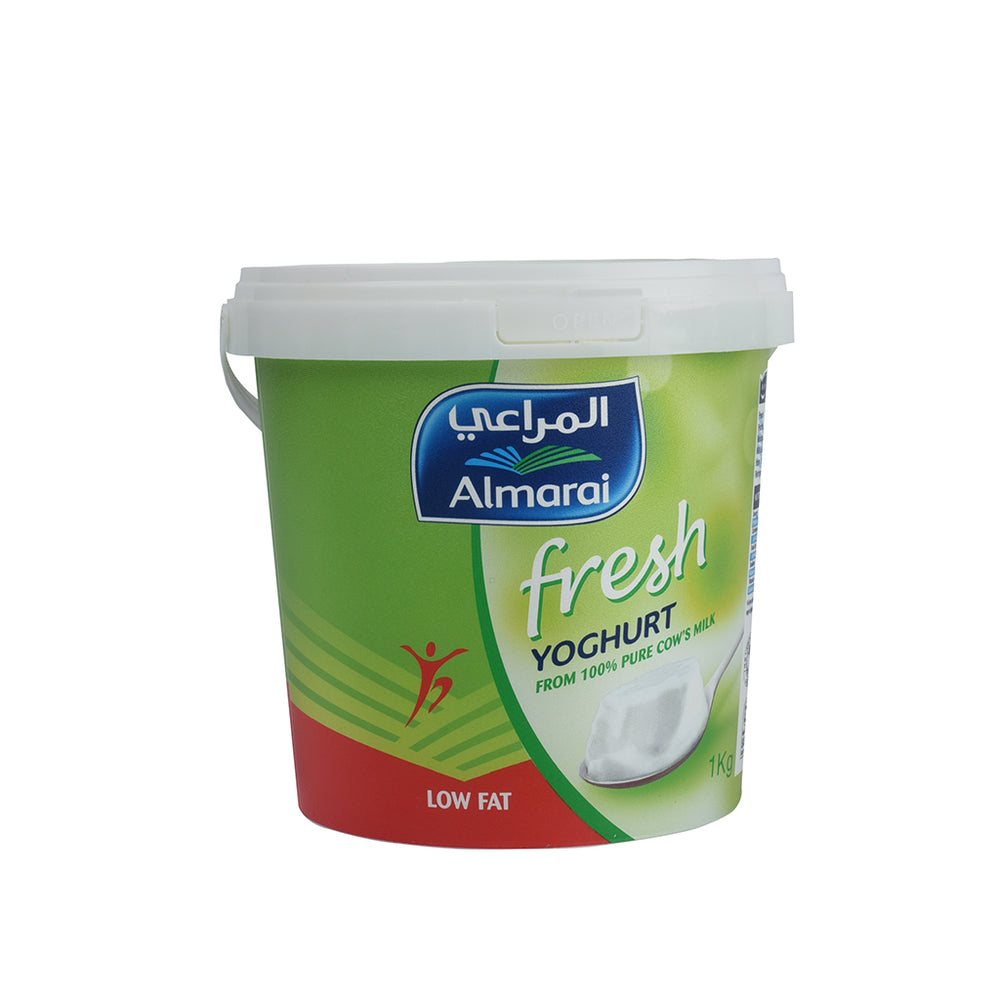 Almarai Fresh Yoghurt Low Fat 1Kg