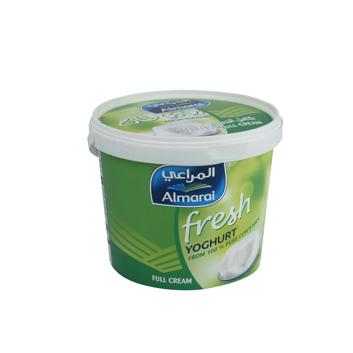 Almarai Fresh Yoghurt Zabadi Full Fat 2Kg