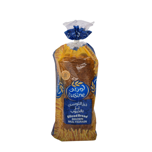L'Usine Multi-Grain Sliced Bread 600Grm