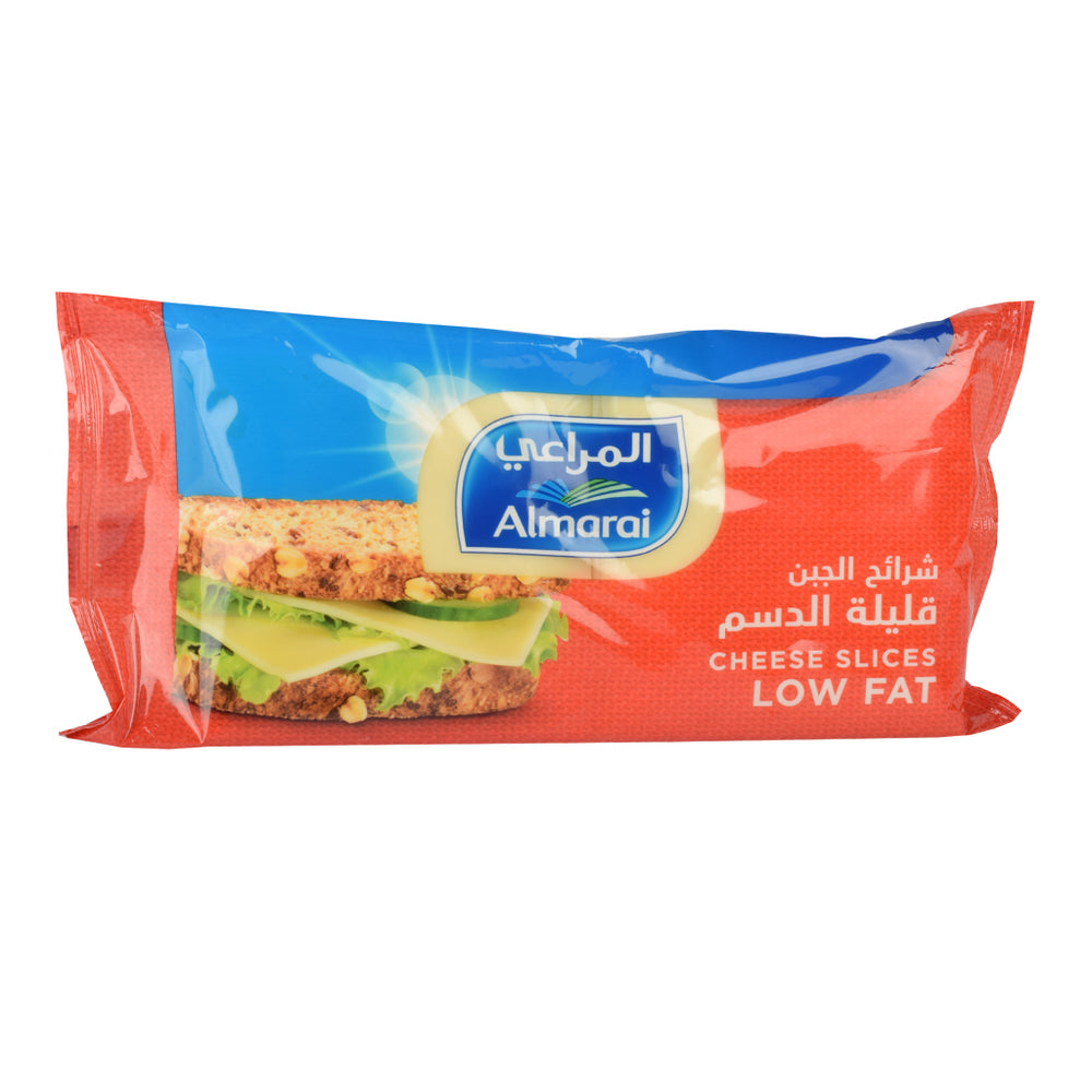Almarai Cheese Slice Low Fat 400gm