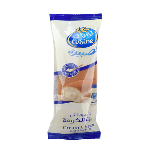 L'USINE Sandwich Cream Cheese 112.5Gm