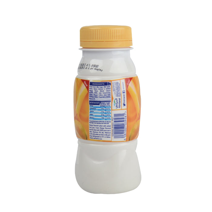 Almarai Flavoured Laban Mango 180ml