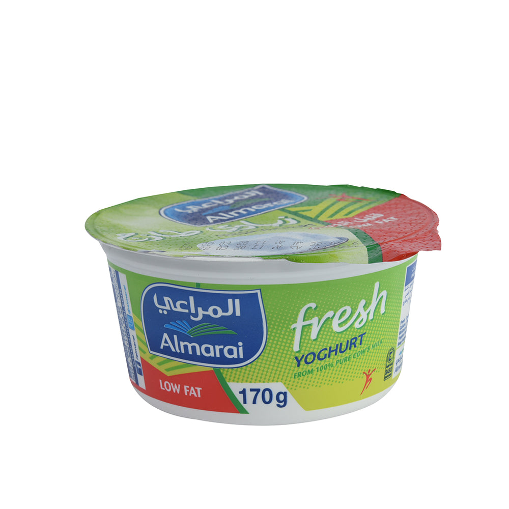 Almarai Fresh {Zabadi} Yoghurt Low Fat170Gm