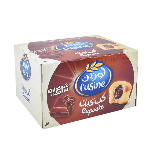 L'Usine Fresh Cup Cake Chocolate 30grm