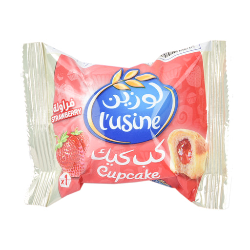 L'Usine Fresh Cup Cake Strawberry 30gm