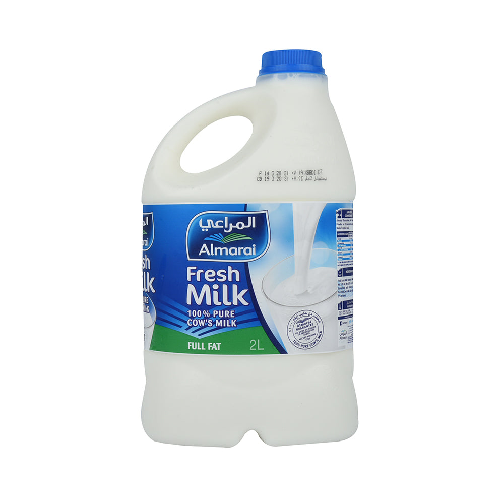 Al Marai Fresh Milk Full Fat 2 L
