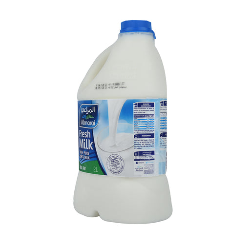 Almarai Fresh Full Cream Milk 2Ltr