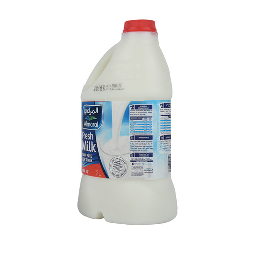 Almarai Fresh Milk Low Fat 2Ltr