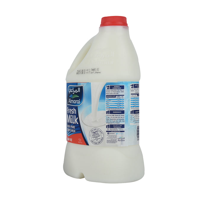 Al Marai Fresh Milk Low  Fat 2 L