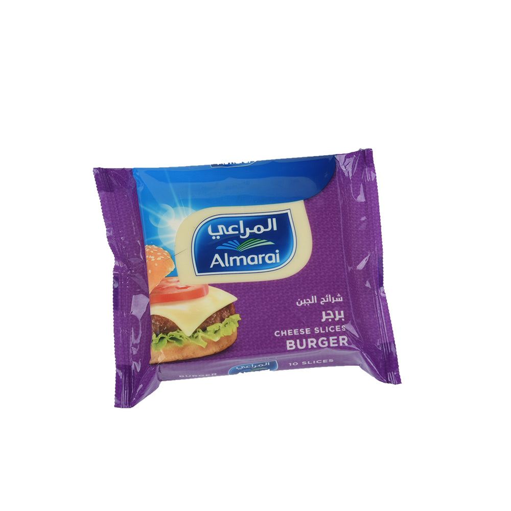 Almarai Cheese Burger Slice 200Gm