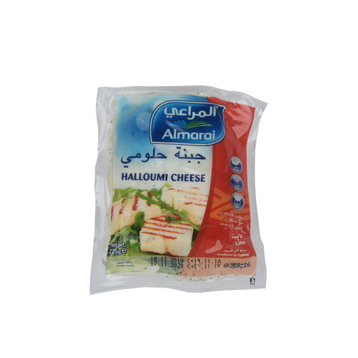 Almarai Halloumi Cheese Low Fat 225gm