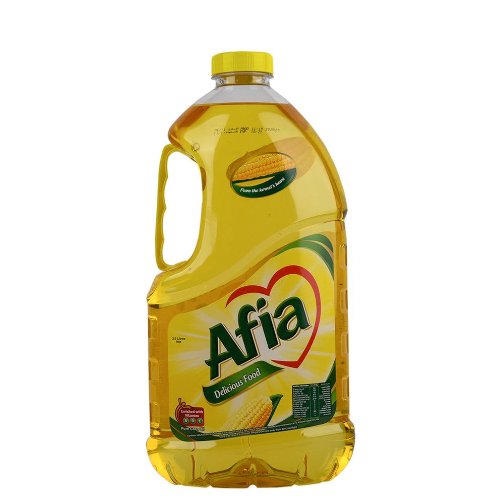Afia Corn Oil 3.5Ltr