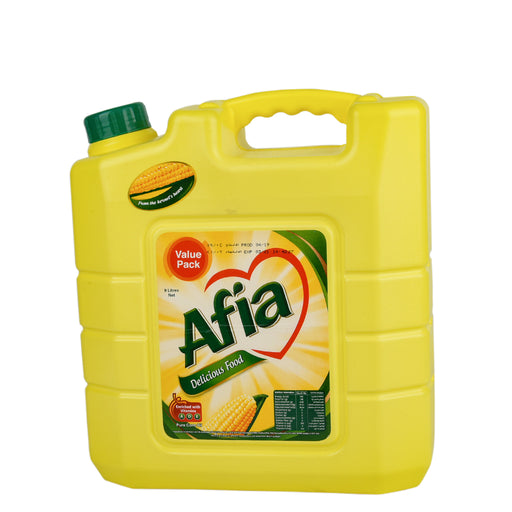 Afia Corn Oil 9Ltr