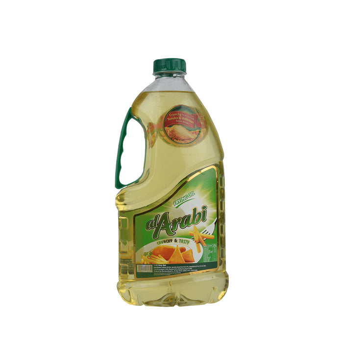 AL ARABI Blended Oil {Sunfl&Veg} Pet 1.8Ltr