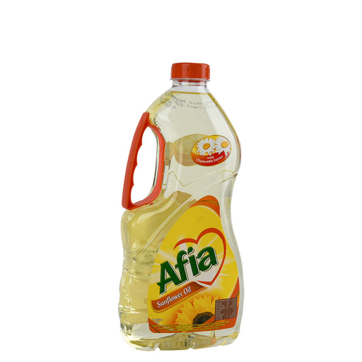 Afia Sunflower Oil With Chamomile 1.8 Ltr
