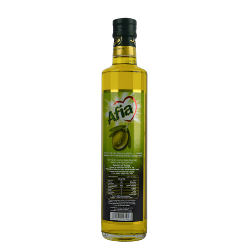 Afia Olive Oil Extra Virgin 500ml