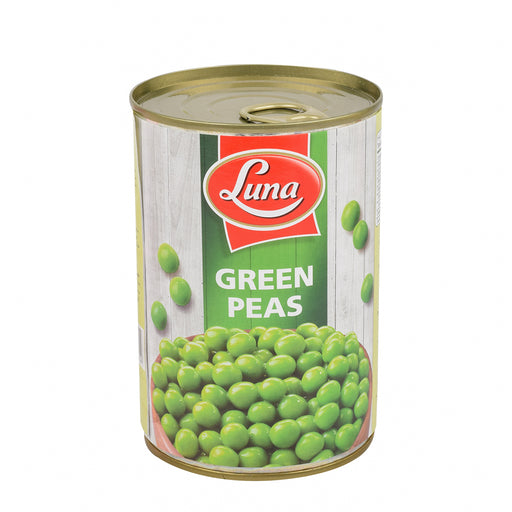 Luna Green Peas 400 gm