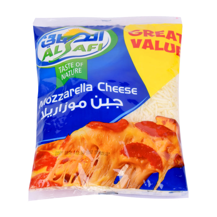 Alsafwa Shredded Mozarella Cheese 900Gm