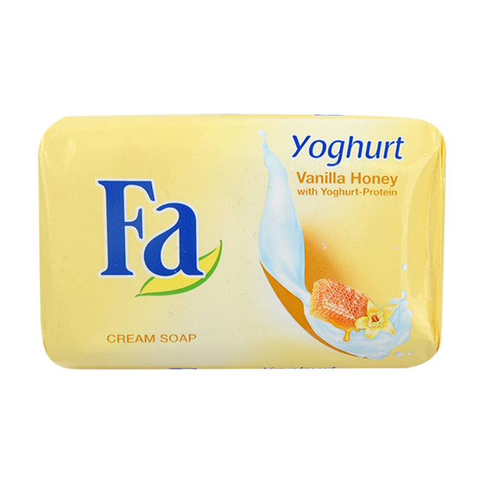 Fa Soap  Yoghurt Vanila Honey 125Gm