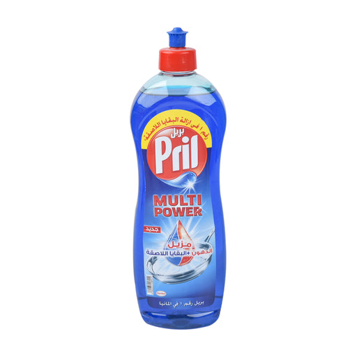 Pril Dishwash  Liquid Multi Power Blue 1Ltr