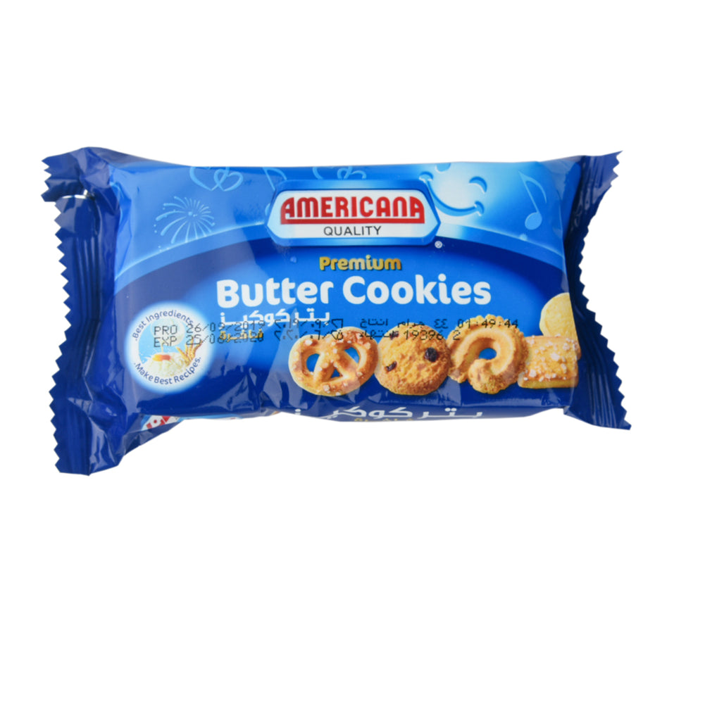 Amricana Butter Cookies 44Grm
