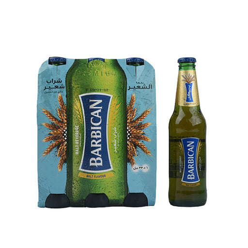 Barbican Malt Beverage 6X330ml