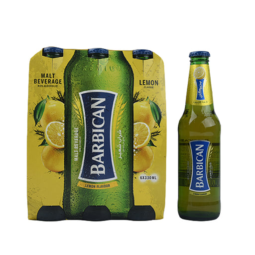 Barbican Malt Beverage Lemon 6X330ml