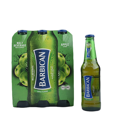 Barbican Malt Beverage Apple 6X330ml