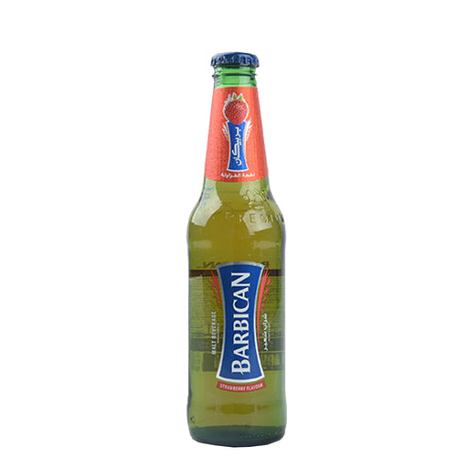 Barbican Non-Alcoholic Beer Strawberry 330 Ml