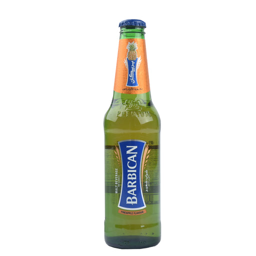 Barbican Non-Alcoholic Beer Pineapple 330 Ml