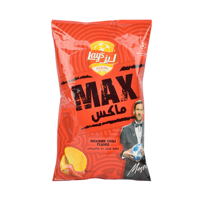Lay'S Potato Chips Mexican Chilli 200Grm
