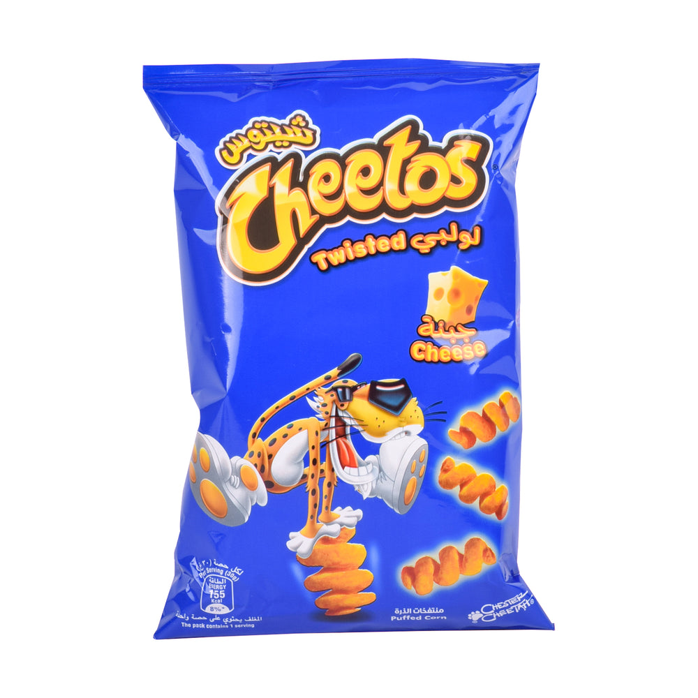 Cheetos Twisted Cheese 25Grm