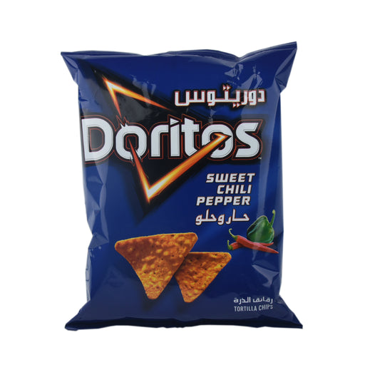 Doritos Tortilla Chips Sweet Chilly Pepper 40Grm