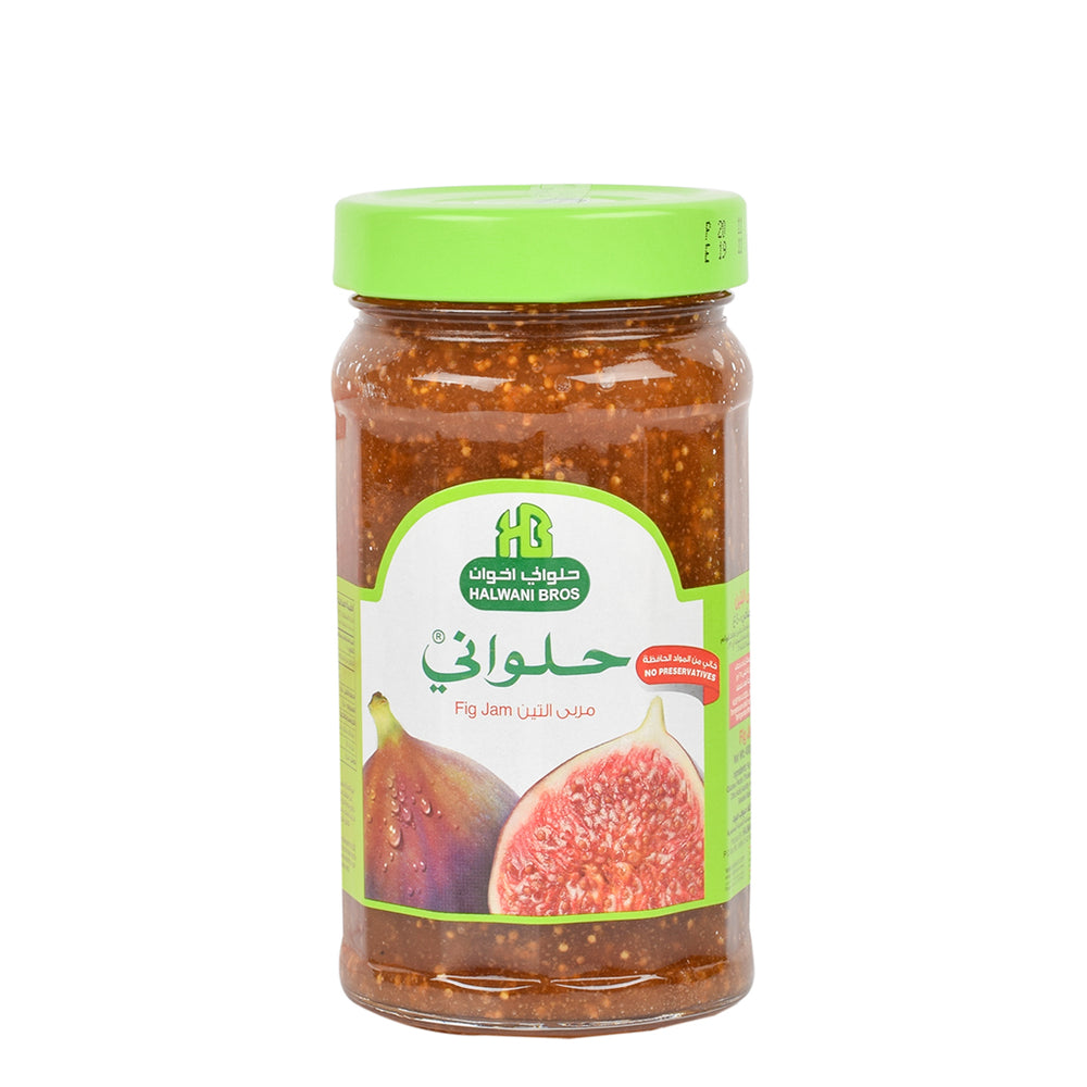 Halwani Fig Jam 400gm
