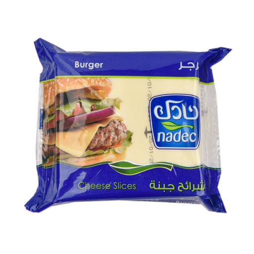 Nadec Cheese Slices Burger 200gm