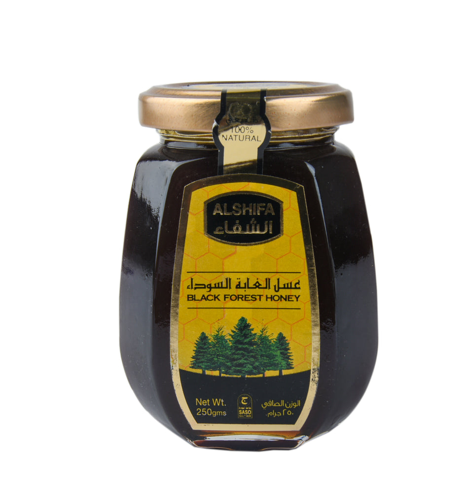 Al Shifa Black Forest Honey 250gm