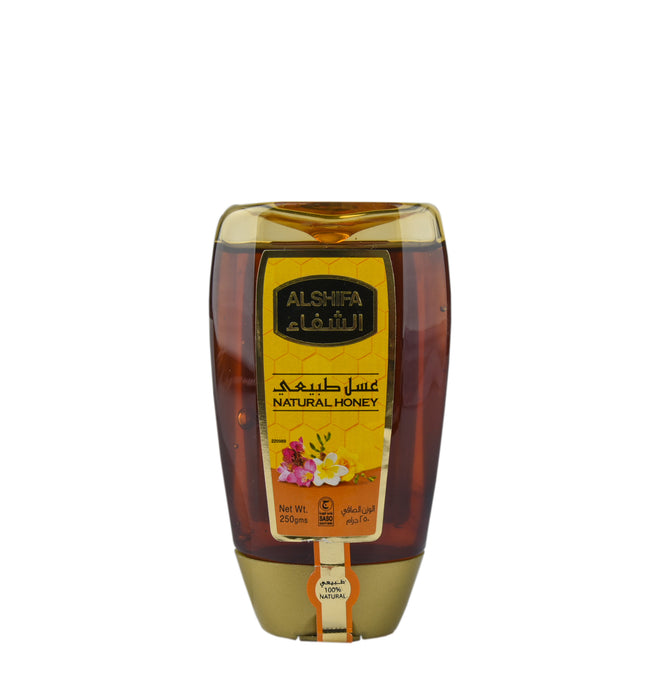 Al Shifa Natural Honey Squeeze 250gm