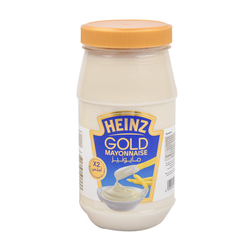 Heinz Mayonnaise Gold Bottle 430gm