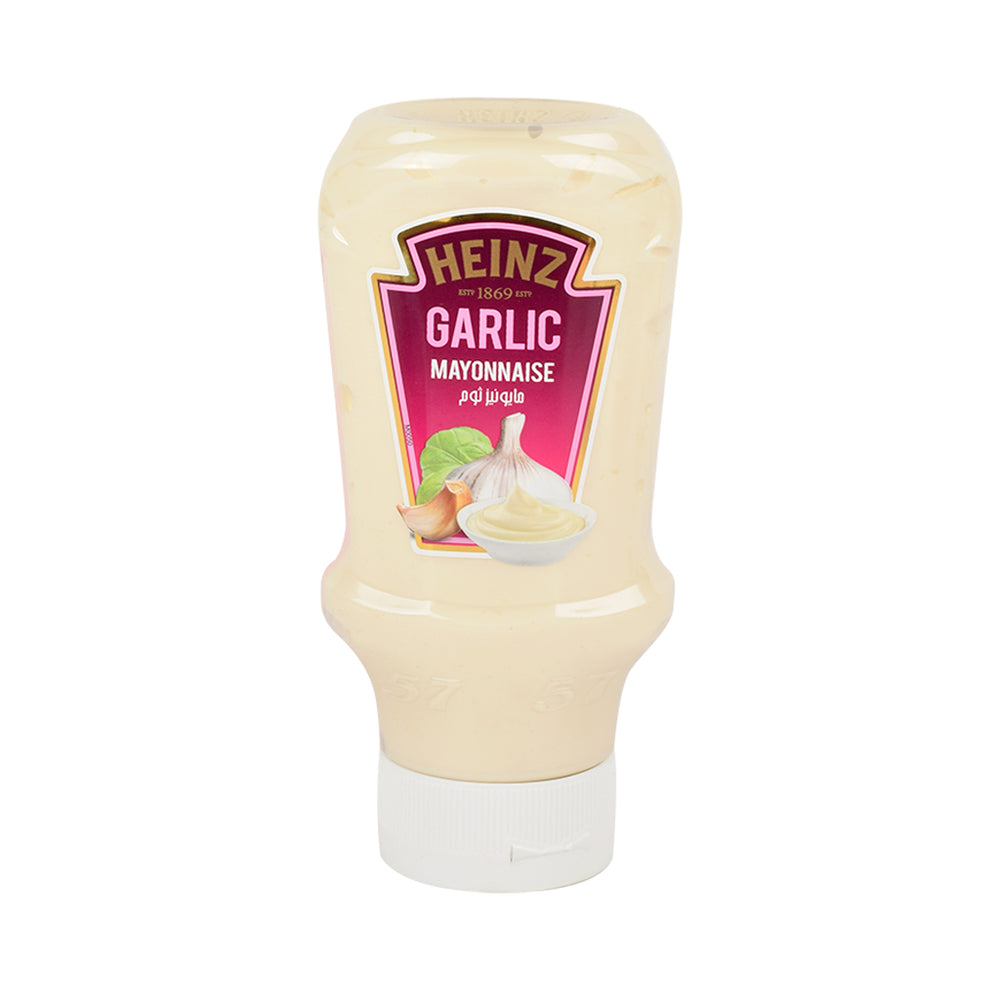 Heinz Mayonnaise Garlic 400ml